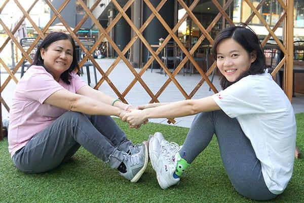 Blogger Yau Ling